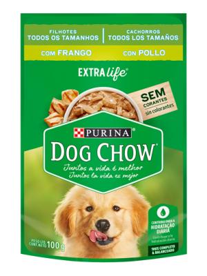 Comida Purina dog chow cachorro Pollo - Ciudaddemascotas.com