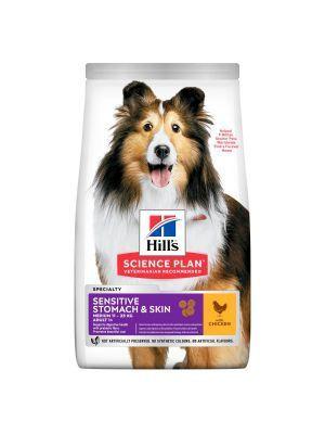 Comida para perro Hill's Sensitive Stomach-ciudaddemascotas.com