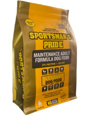 Sportsmans pride maintenance formula