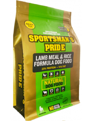 sportsmans pride formula cordero 14.96 kg + Cobija Gratis - Ciudaddemascotas.com