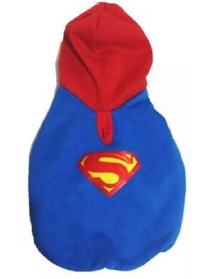 Buzo Superman Talla XL para Perros - Ciudaddemascotas.com