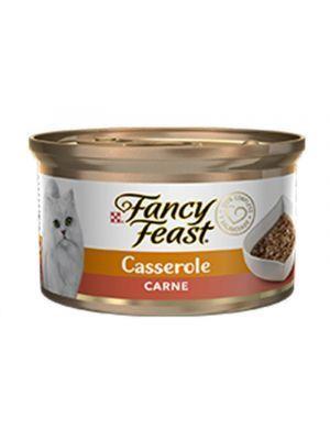 Fancy Feast Casserole Carne - Ciudaddemascotas.com
