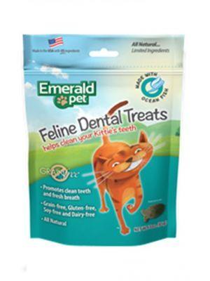 Snack Emerald Pet Gatos Dental Oceanico - Ciudaddemascotas.com