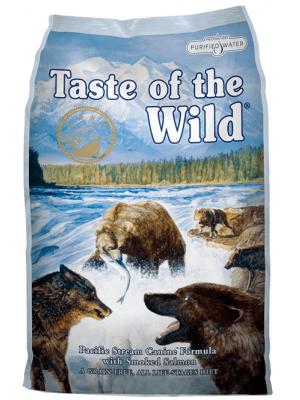 Comida Taste Wild Pacific Stream Canine - ciudaddemascotas.com