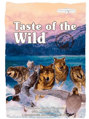 Comida Taste Wild Wetlands Ave Silvestre-Ciudaddemascotas.com