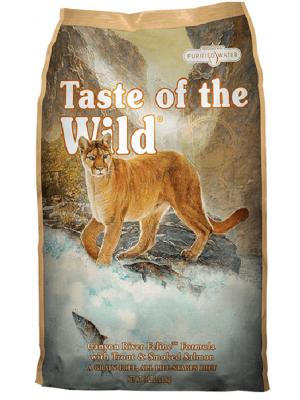 Comida gatos Taste Of  Wild Canyon River-Ciudaddemascotas.com