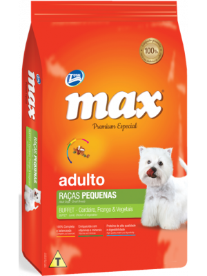 Comida para perro Total Max AdultoPequeño-Ciudaddemascotas.com