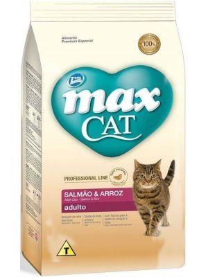 Comida Total Max Cat Professional Salmon - Ciudaddemascotas.com