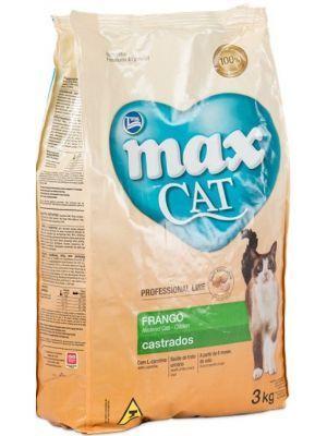 Total Max Gatos Castrados pollo 3 Kg
