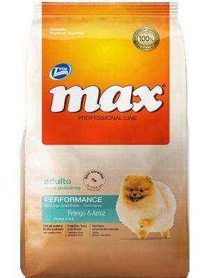 Comida Total Max Performance Adulto - ciudaddemascotas.com
