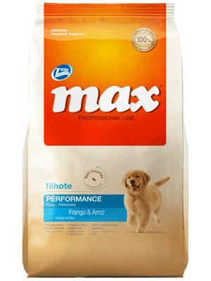 Comida Perro Total Max Filhote Cachorro -Ciudaddemascotas.com