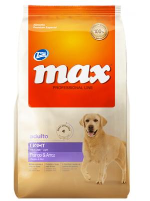 Comida Perro Total Max Performance Light- Ciudaddemascotas.com