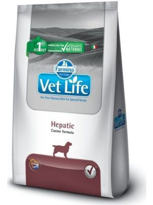 Vet Life Hepatic 2 Kg - Ciudaddemascotas.com