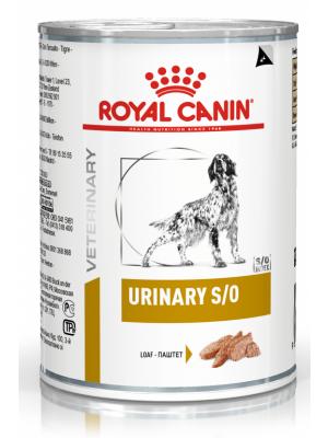 Royal Canin Dog Lata Urinary x 385g